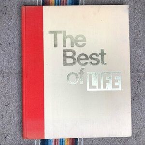 The Best of Life Magazine Hardcover Book - 1973